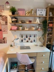 Wooden Bespoke Child's Desk
