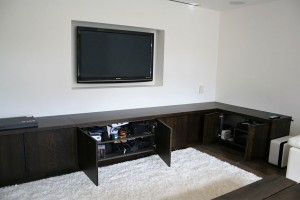 Lounge & Media Rooms