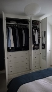Fitted Bedroom Furniture Wardrobe
